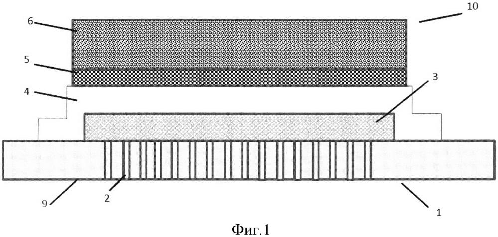 Твердооксидный топливный элемент с металлической опорой