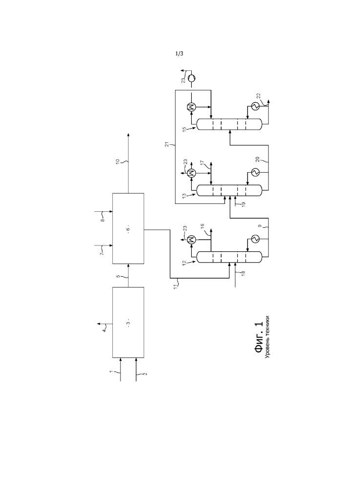 Способ и установка для синтеза 1,2-дихлорэтана