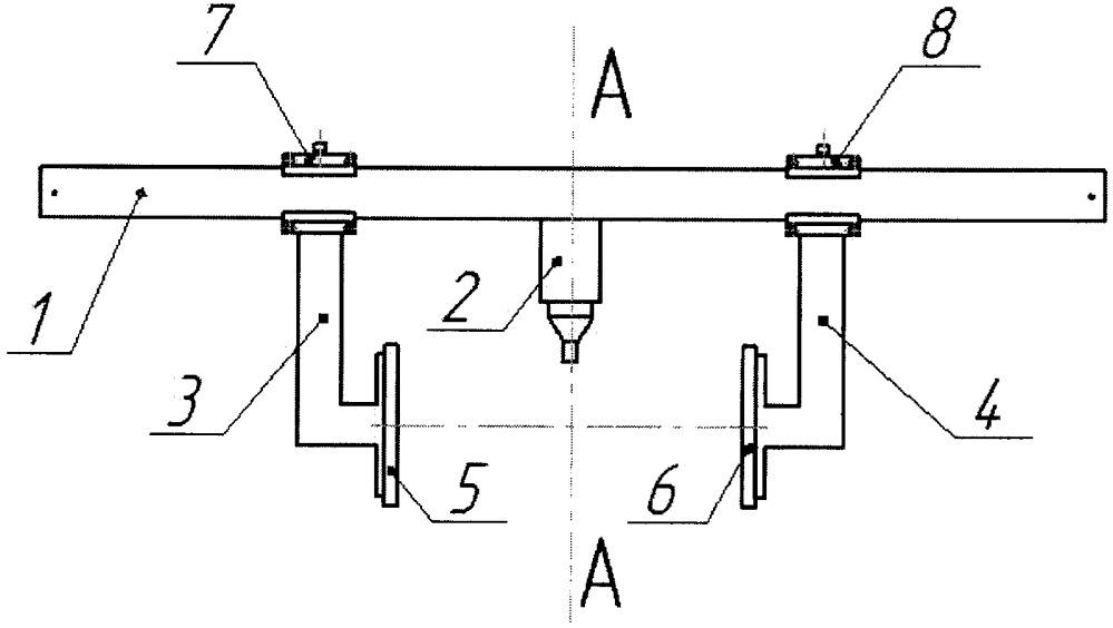 Способ контроля симметричности опорных поверхностей букс подвижного состава