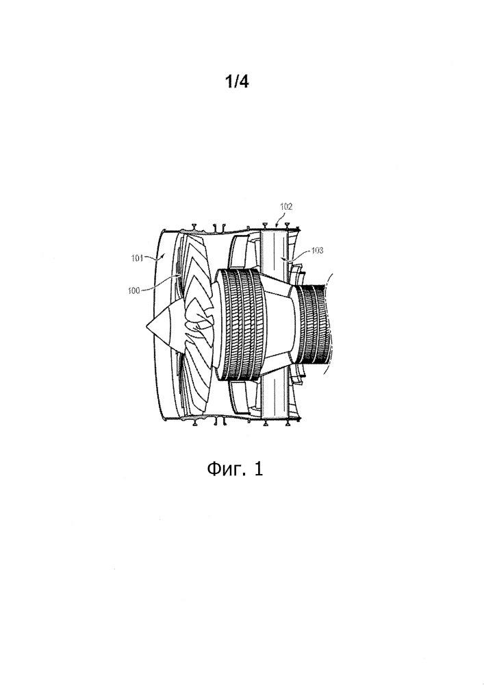 Корпус газотурбинного двигателя и способ изготовления