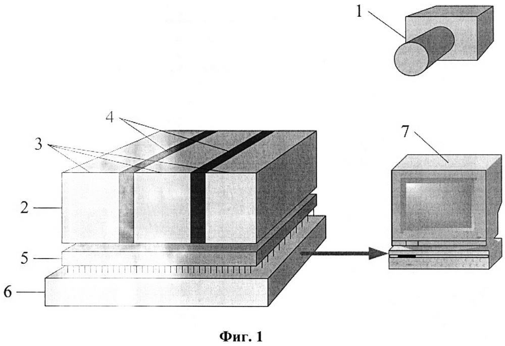 Устройство для измерения анодного напряжения и определения суммарной фильтрации рентгеновского излучения