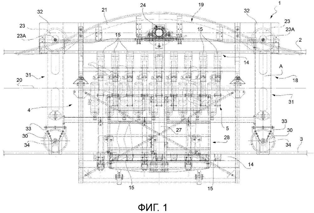 Ленточно-конвейерная подвесная система
