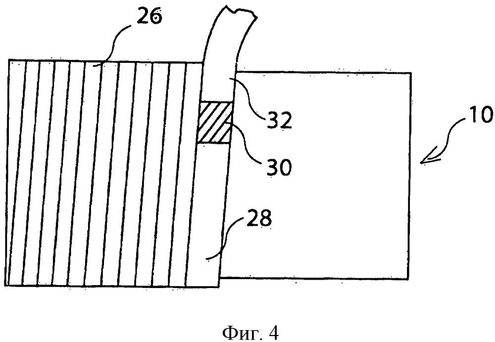 Удерживающая пластина для усилительной ленты и способ укладки лент с использованием такой удерживающей пластины