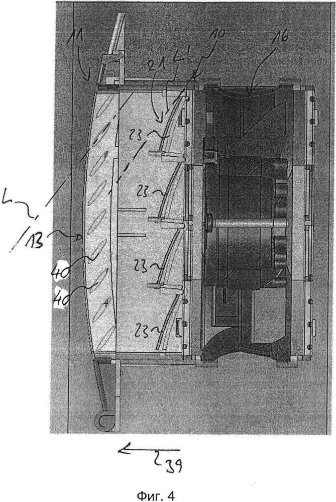 Вентиляционное устройство, прежде всего для электрошкафа
