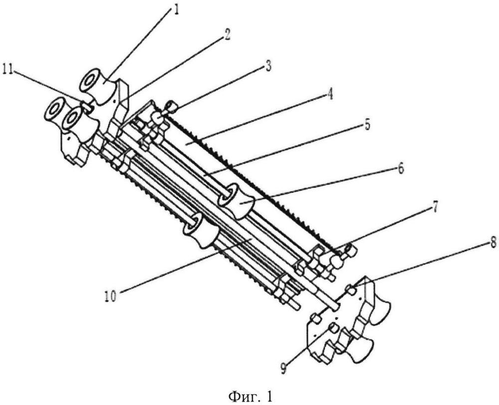 Двунаправленный циркулирующий наклонный эскалатор