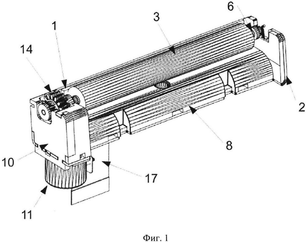 Механизм термопечати с системой определения готовности принтера