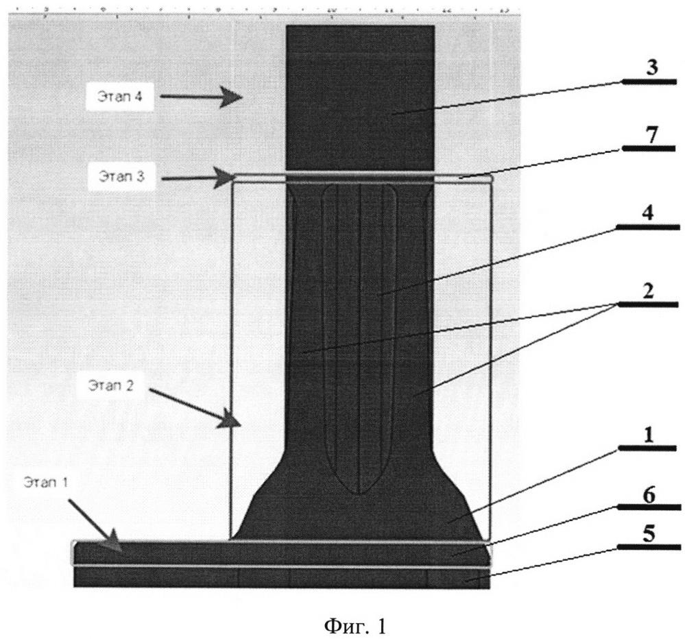 Способ изготовления полого диска газотурбинного двигателя