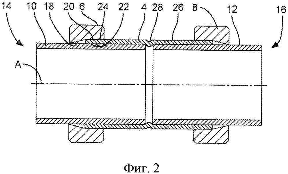 Фитинг с покрытием, система трубопроводов и применение фитинга или системы трубопроводов