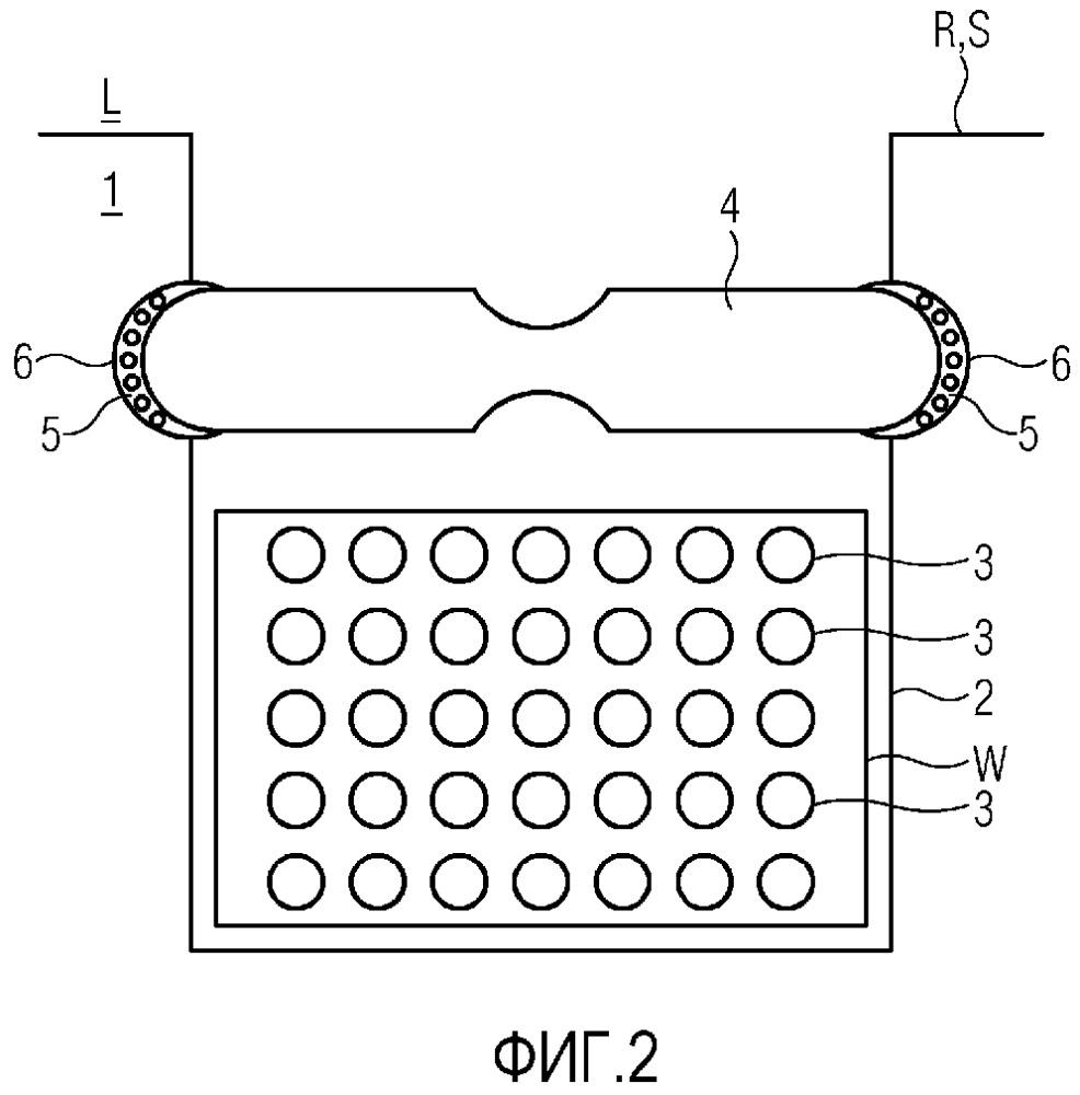 Распираемая пазовая крышка для электрической машины