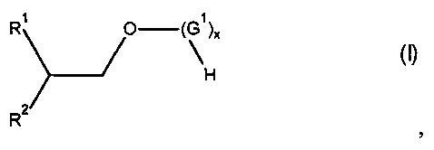 Алкилгликозиды в качестве поверхностно-активных веществ