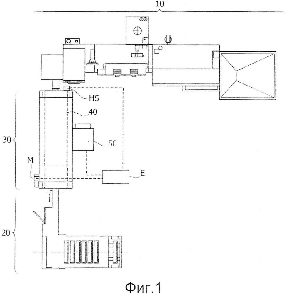 Устройство и способ изготовления фильтров для сигарет или других курительных изделий