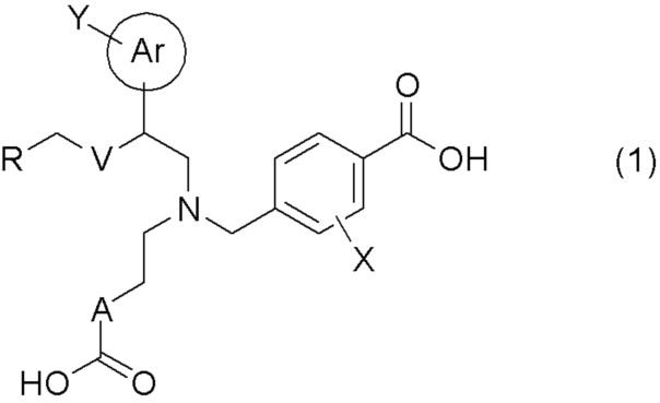 Производные 4-аминометилбензойной кислоты