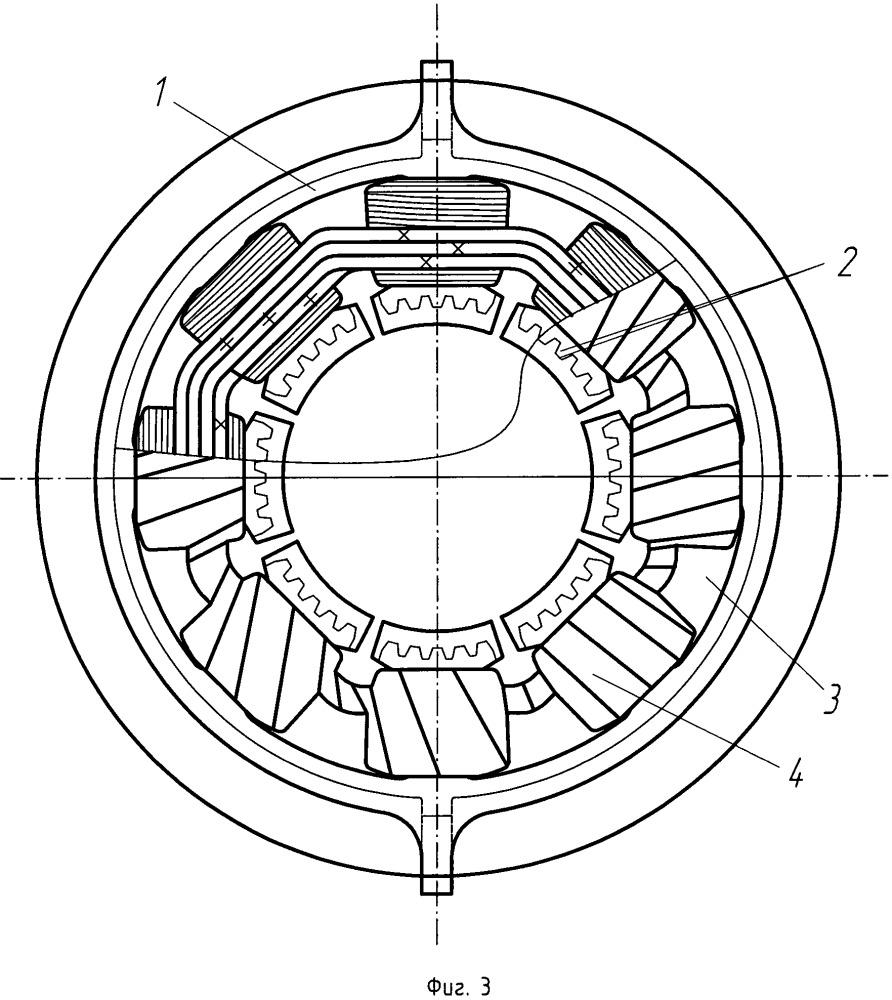 Способ изготовления статора электрической машины