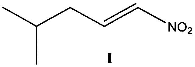 Способ получения 4-метил-1-нитропентена-1