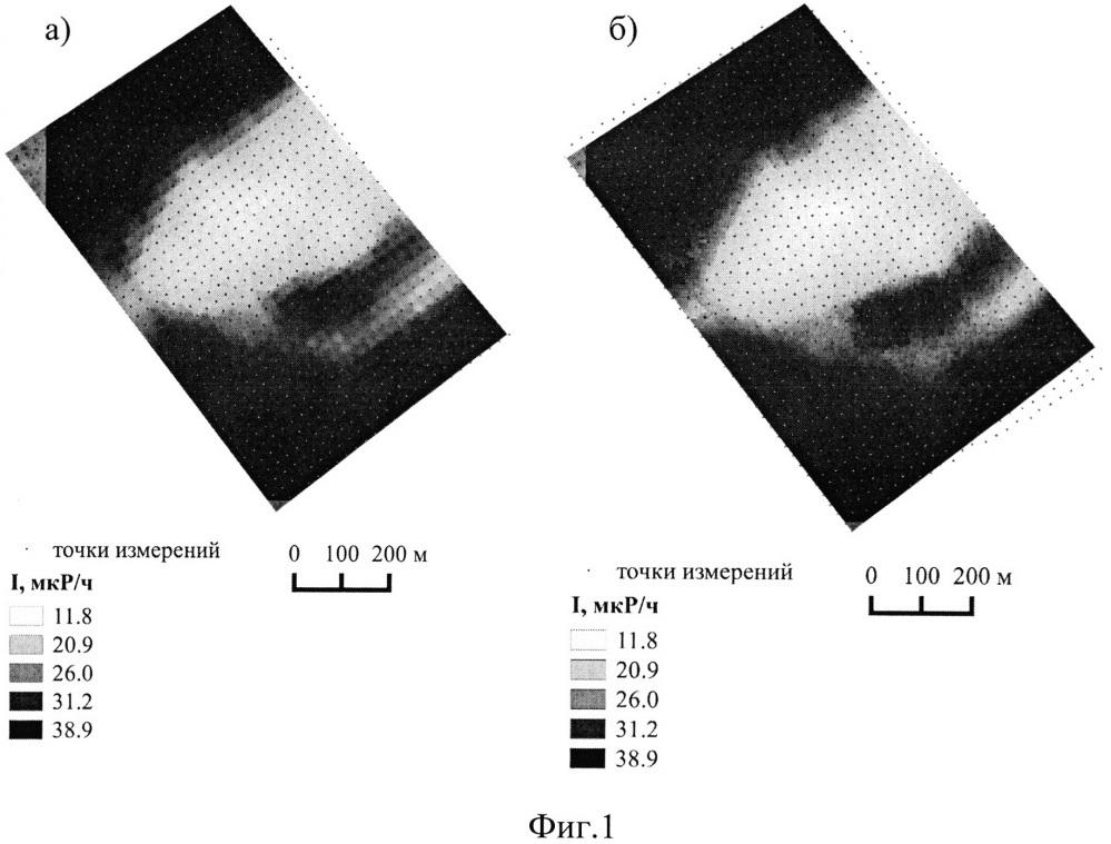 Способ аэрогаммаспектрометрической съемки геологического назначения