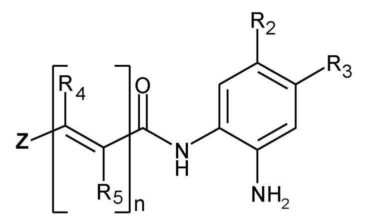 Ингибиторы гистондеацетилазы