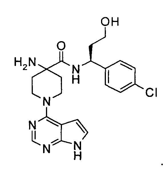Способ получения azd5363 (варианты) и применяемое в нем новое промежуточное соединение
