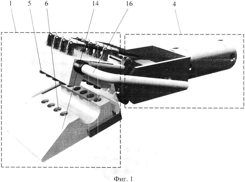 Устройство для импульсной деформации длинномерных трубчатых изделий