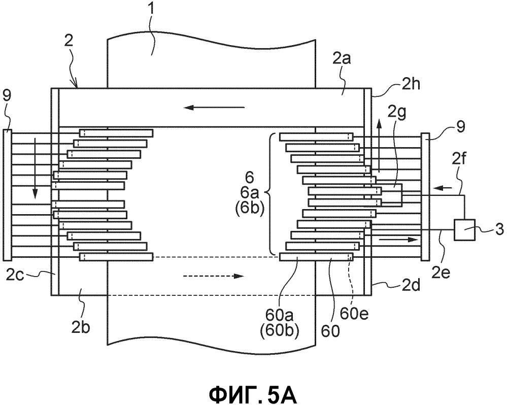Индукционное нагревательное устройство для металлической полосы