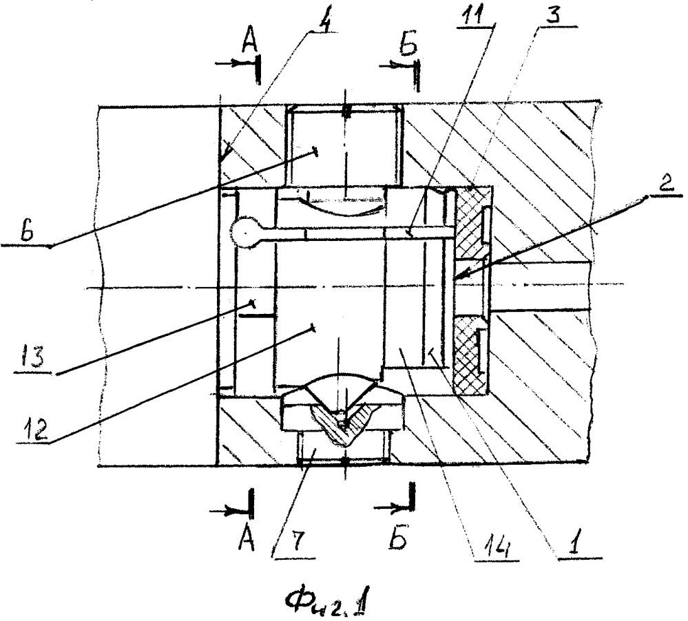 Устройство для разъемного соединения двух деталей инструмента