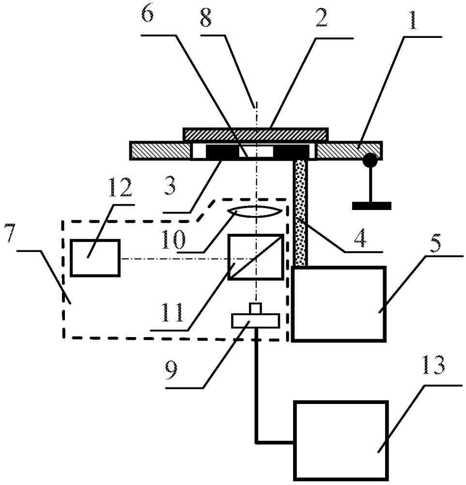 Комплексное устройство исследования состояния поверхности металла