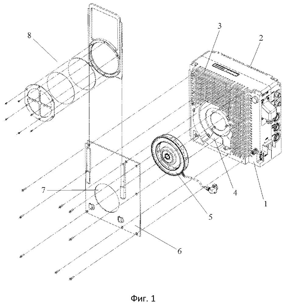 Радиоэлектронное устройство