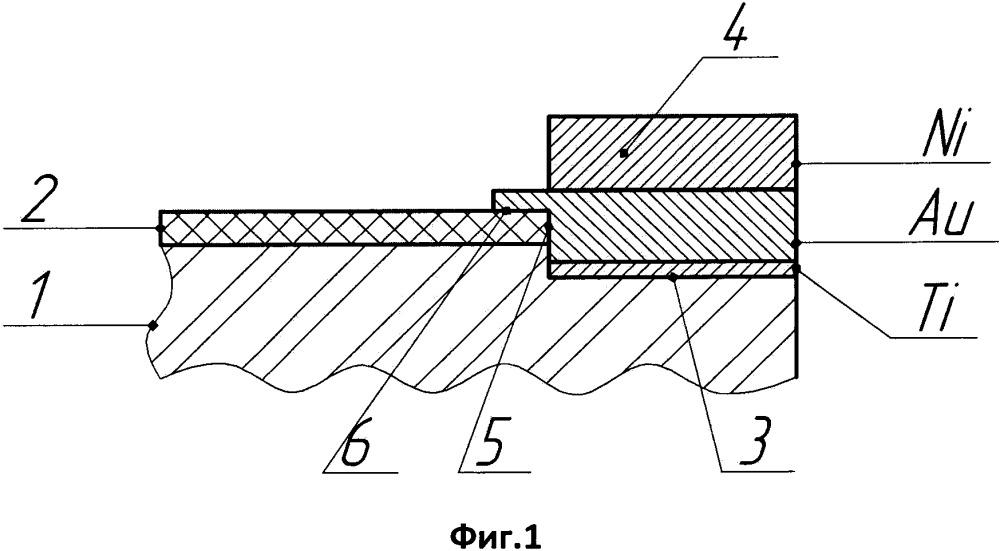 Графеновый сенсор для регистрации газообразных веществ