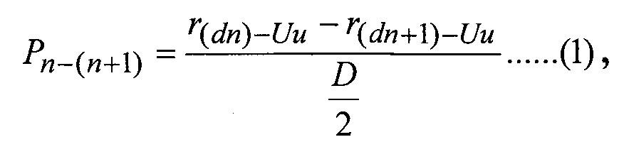 Способ обнаружения частиц металла в системе смазки узлов трения силовых установок с разбиением на группы по размерам частиц