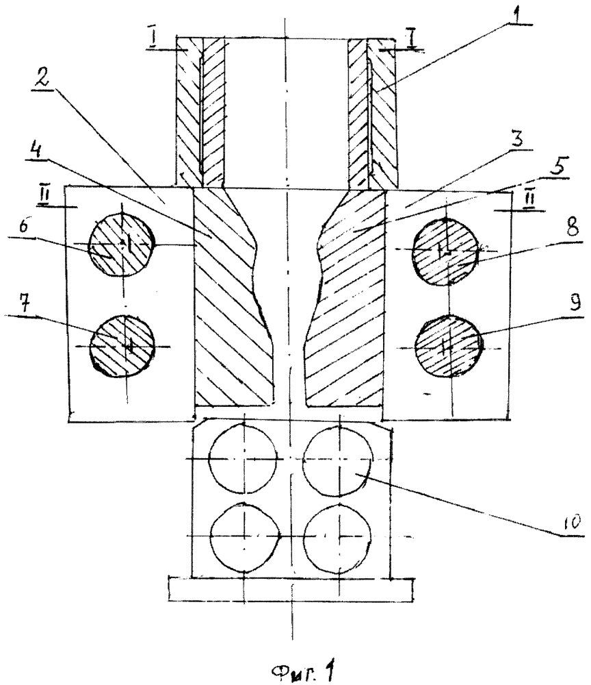 Способ непрерывного литья заготовок и устройство для его осуществления