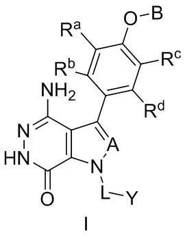 Аминопиридазиноновые соединения в качестве ингибиторов протеинкиназы