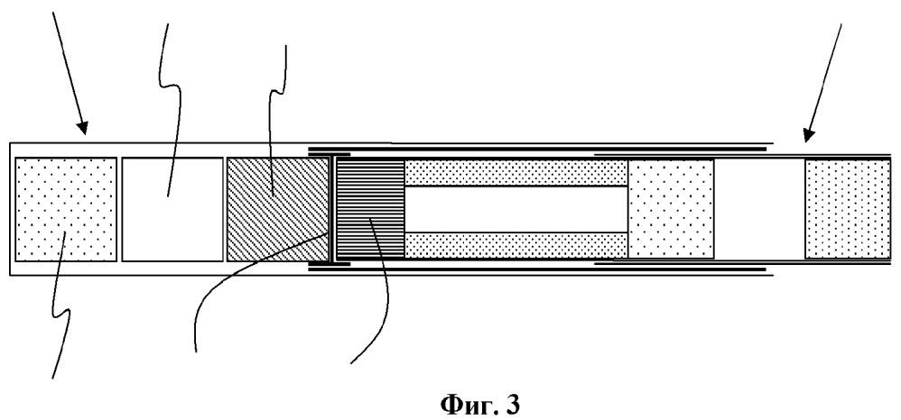 Электронагреваемая система, генерирующая аэрозоль, с торцевым нагревателем