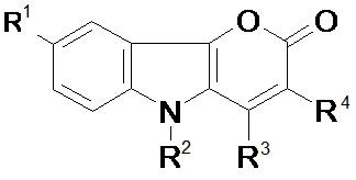 Пираноиндолы с противотуберкулезной активностью