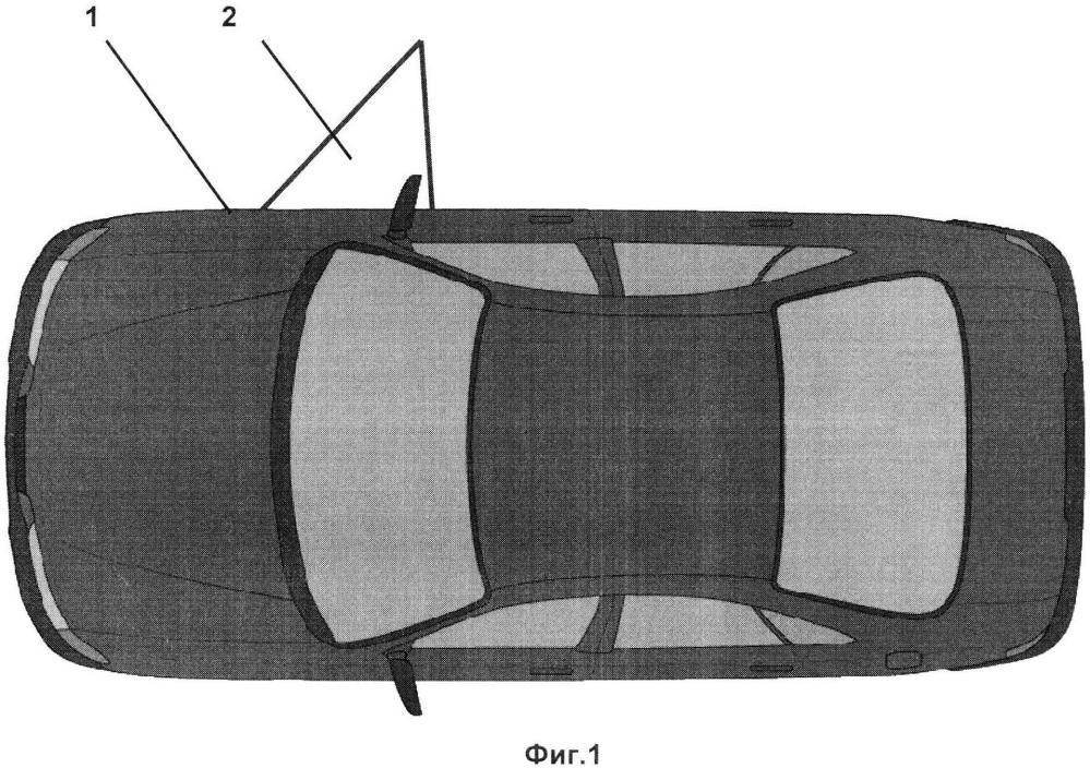 Способ предотвращения переворота автомобиля при дорожно-транспортном происшествии и устройство для его реализации