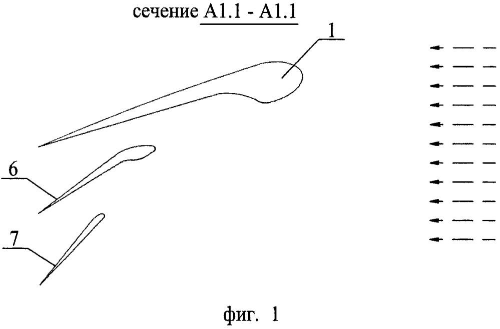 Крыло с изменяемыми аэродинамическими характеристиками и летательные аппараты с использованием данного крыла (варианты)