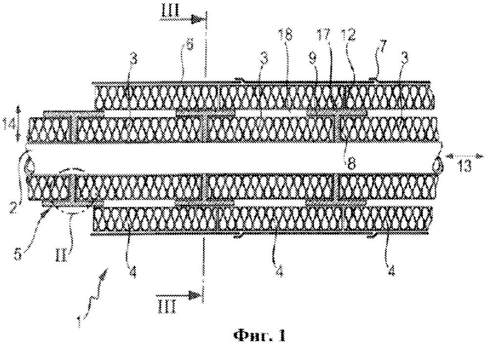 Изоляционная система для трубы