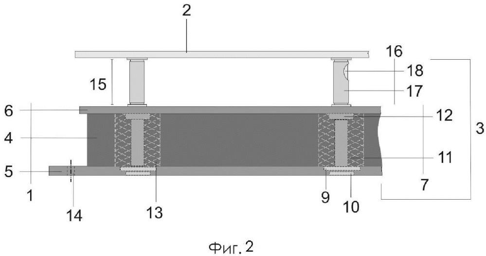 Теплозвукоизоляционная панель-система