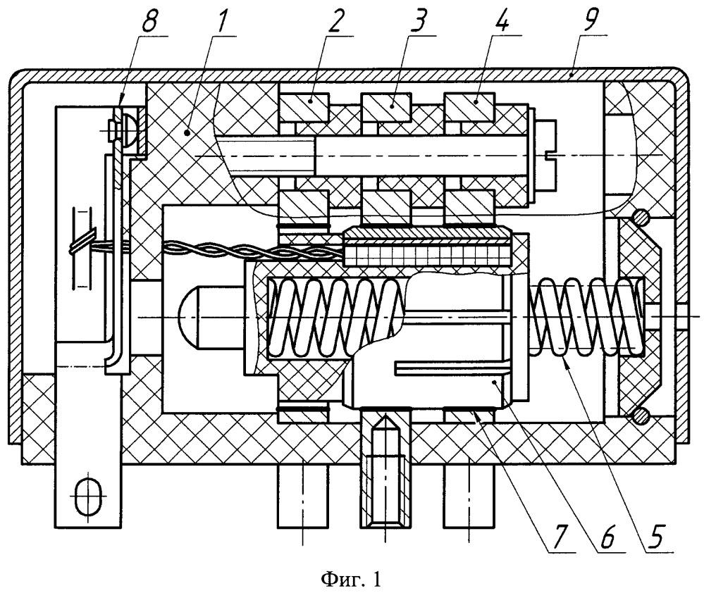 Байпасный переключатель литий-ионной аккумуляторной батареи для космического аппарата