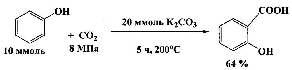 Способ получения алкиловых эфиров гидроксибензойных кислот