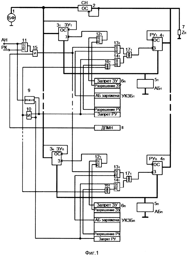 Способ управления системой электропитания космического аппарата