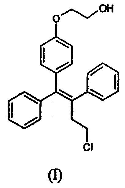 Твердые препаративные формы оспемифена