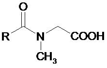 Композиция жирных кислот и n-ацильных производных саркозина для улучшенной флотации несульфидных минералов