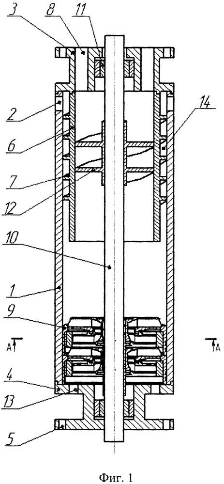Входное устройство для очистки скважинной жидкости от механических примесей