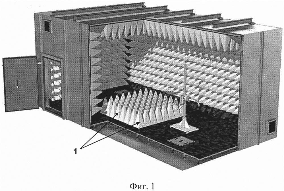 Поглотитель электромагнитного излучения