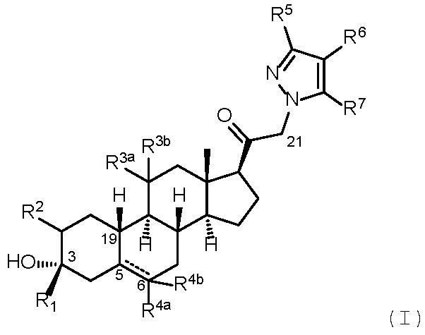 19-нор c3, 3-дизамещенные c21-n-пиразолильные стероиды и способы их применения