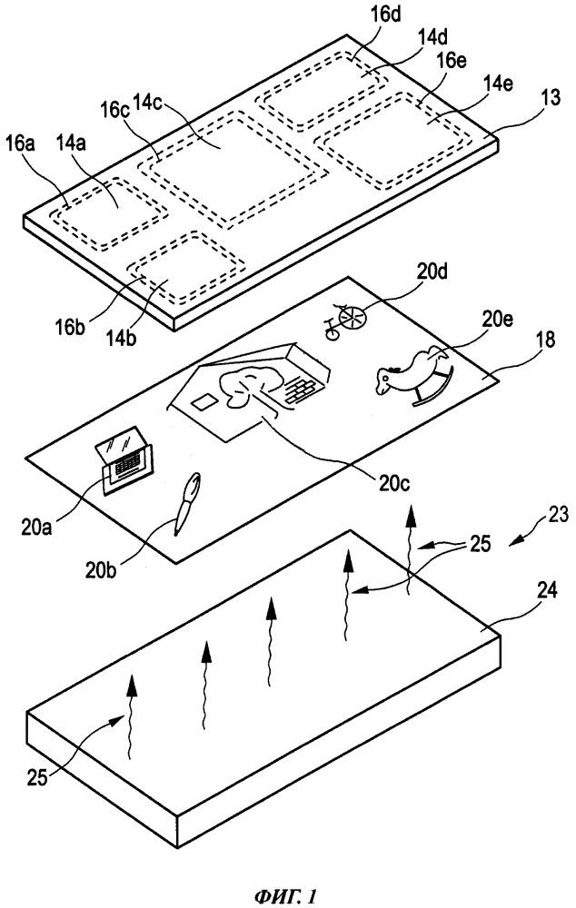 Устройство управления и электрический прибор с таким устройством