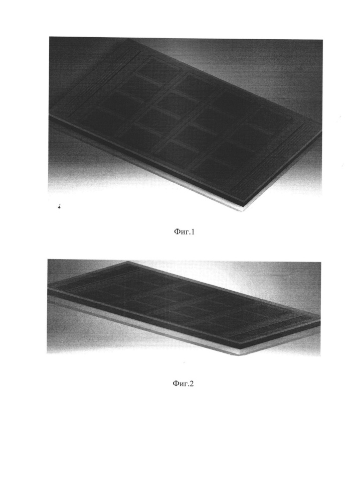 Способ изготовления утоньшенной двухспектральной фоточувствительной сборки