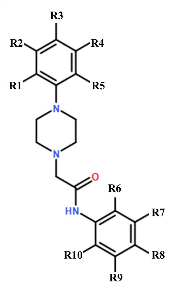 Применение производных пиперазина для лечения болезни альцгеймера и деменций альцгеймеровского типа с нарушенной внутриклеточной кальциевой сигнализацией