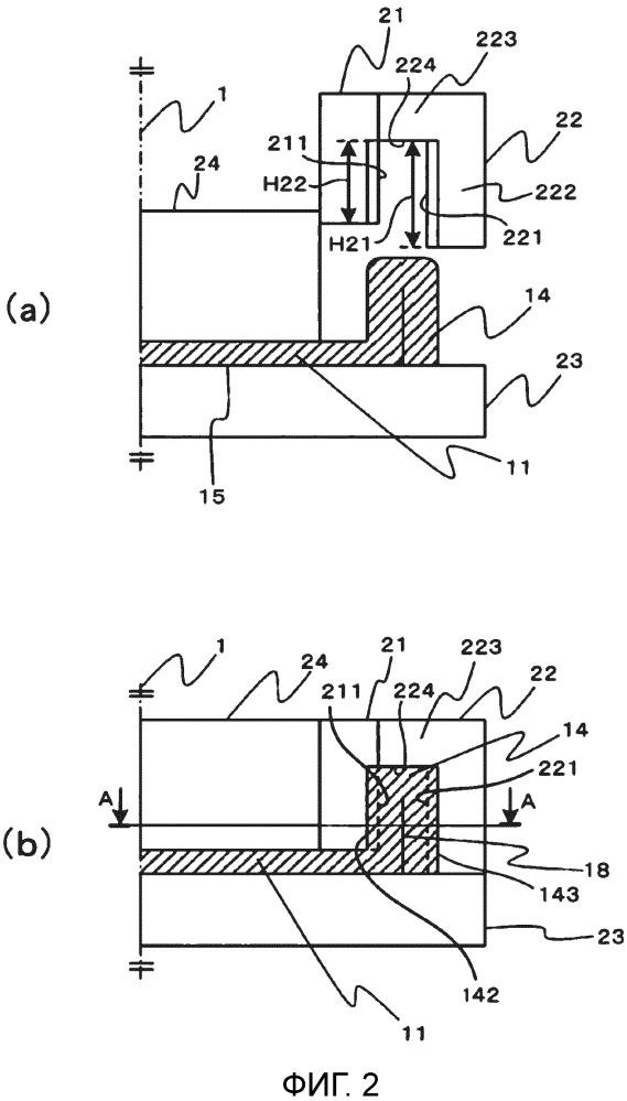 Способ изготовления механической части и механическая часть