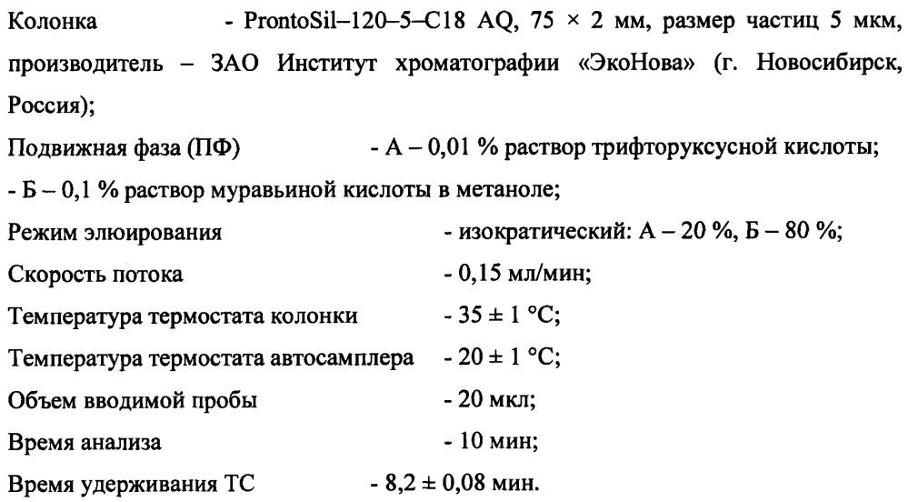 Способ количественного определения 8-(трифторметил)бензо[f][1,2,3,4,5]пентатиепин-6-амина гидрохлорида в биологических средах