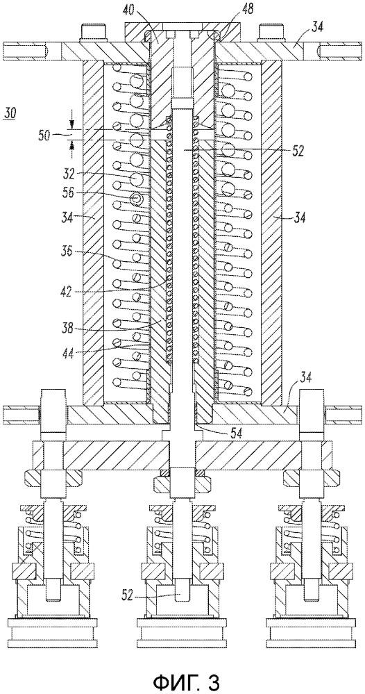 Соленоид, включающий в себя компоновку двойной катушки для управления магнитным потоком рассеяния